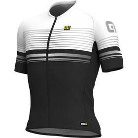 Alé Cycling Graphics PRR Slide maglietta a maniche corte Uomo bianco/nero